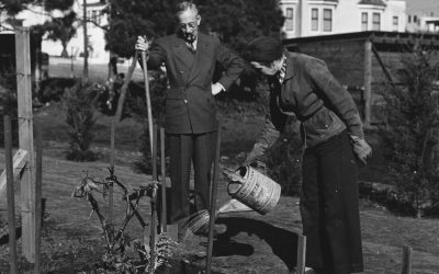 Victory gardens in a time of pandemics