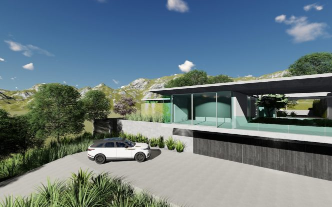 3D Rendering brings outdoor spaces home and helps the homeowner visualise complex design concepts